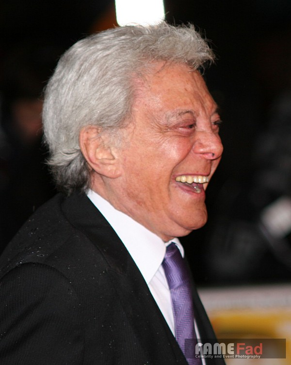 Lionel Blair at the Run for Your Wife Film Premiere, London